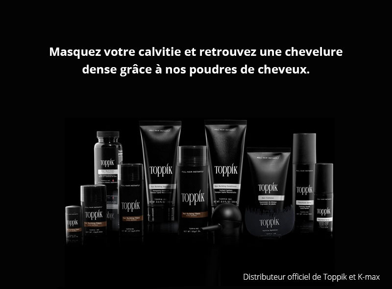 perruque homme