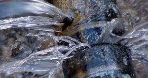 réparer une fuite d'eau après compteur