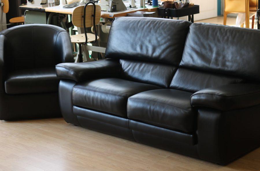 Comment choisir un canapé en cuir durable et confortable